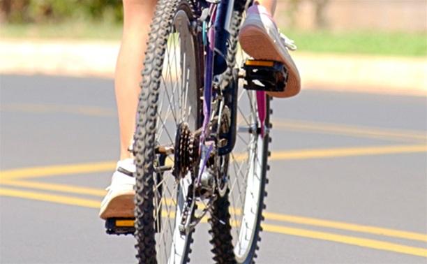 Спешащая на работу тулячка украла велосипед