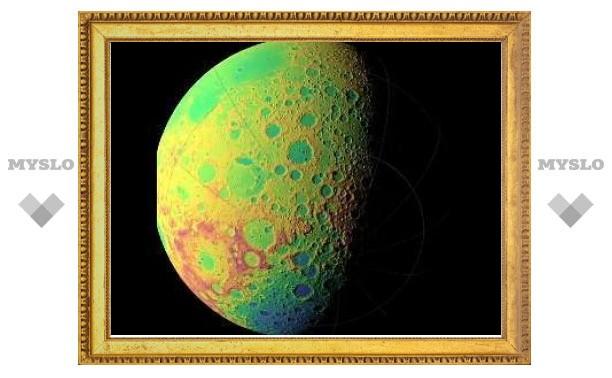 Составлена самая точная карта Луны