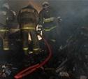 В Щекино мужчина, спасаясь от огня, выпрыгнул из окна