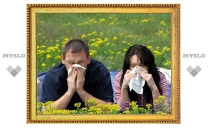 Сезонная аллергия может разрушить отношения