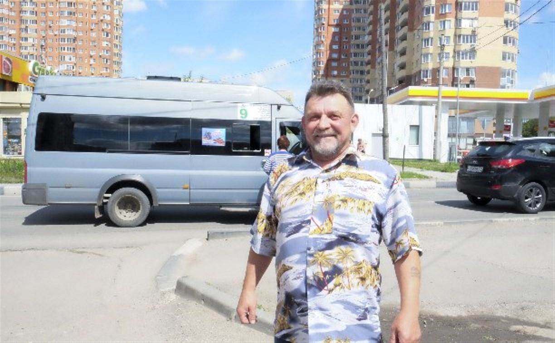 Самый известный водитель тульской маршрутки написал песню ко Дню рождения Тулы