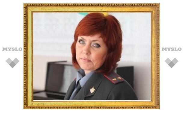 """Тульская """"Мама в полиции"""" примет участие во Всероссийском конкурсе"""