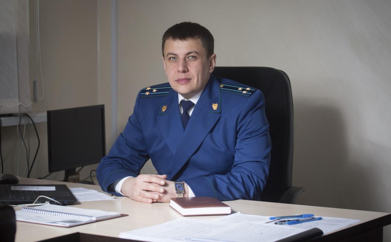 Роман Прасков ушел с поста прокурора Тульской области
