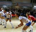 Волейбольная «Тулица» проводит сборы в Обнинске