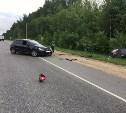 В аварии на дороге «Тула – Новомосковск» пострадали два человека