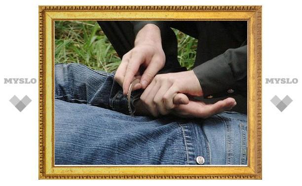 Под Тулой поймали находившегося в федеральном розыске преступника
