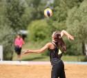Тульские волейболисты открывают пляжный сезон