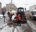 8 января в Туле на ул. М. Тореза ограничат парковку и движение транспорта
