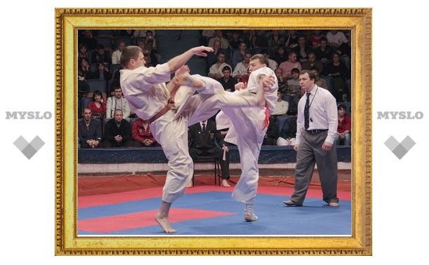 Алексинский каратист завоевал право участвовать в чемпионате мира