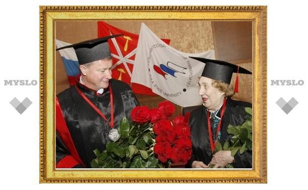 Вячеслав Дудка стал доктором