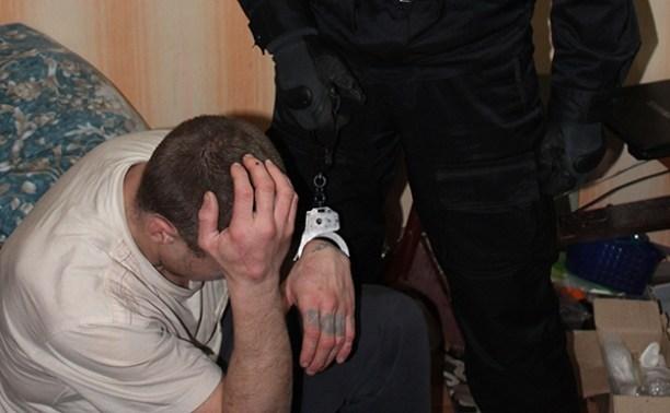 ФСБ накрыла нарколабораторию в Донском