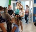 Туляки жалуются на огромные очереди за справками в детской поликлинике на ул. Оборонной