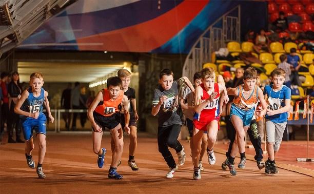 Тульские легкоатлеты стали лучшими в родных стенах