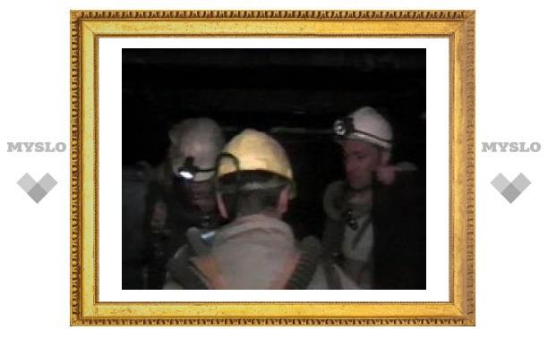 Десять шахтеров отравились метаном