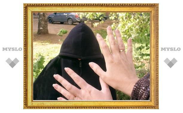 В Туле задержан грабитель-маньяк