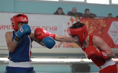 Тульские боксеры успешно стартовали в чемпионате МВД
