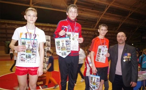 Тульские спортсмены стали вторыми в эстафете 4х200 на «Шиповке юных»
