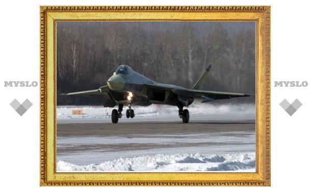Минобороны назвало дату начала закупок ПАК ФА для ВВС