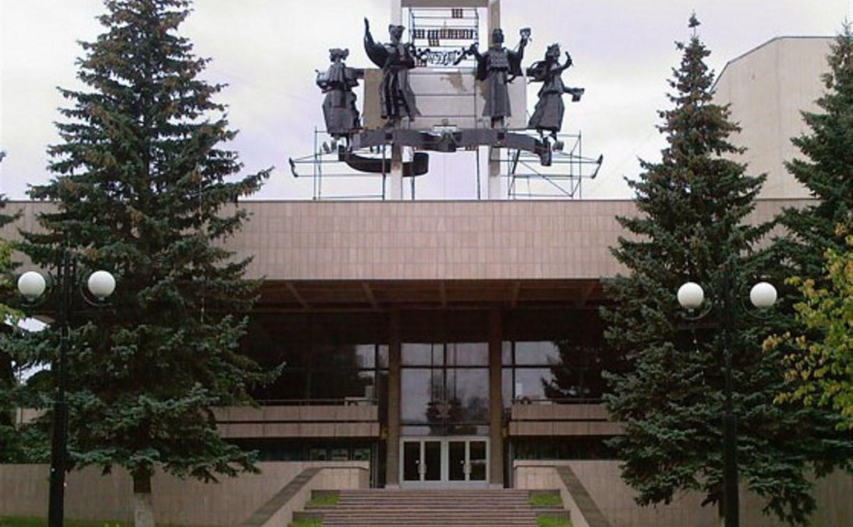 На замену витражей Тульского драмтеатра собираются потратить более 4 млн рублей