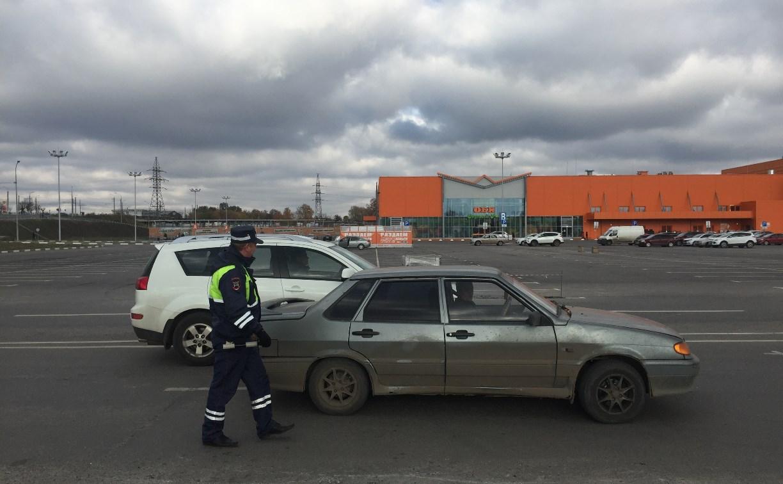 В ходе рейда «Детское кресло» в Туле оштрафованы семь водителей