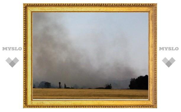 Причина смога в Туле – неблагоприятная роза ветров