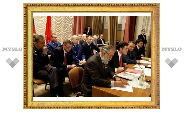 Владимир Груздев провел встречу в Киреевске