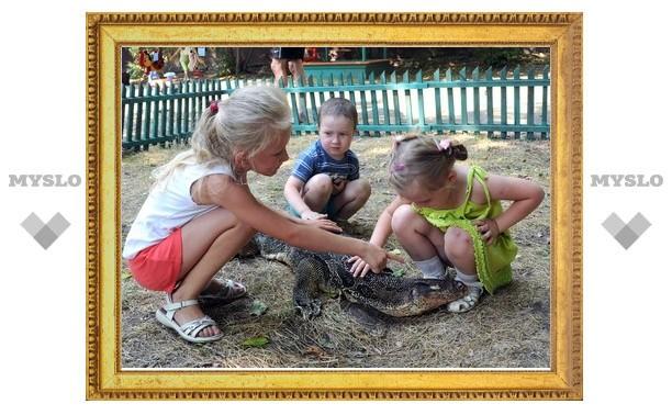 """2 июня в Туле открывается """"Детский зоопарк"""""""