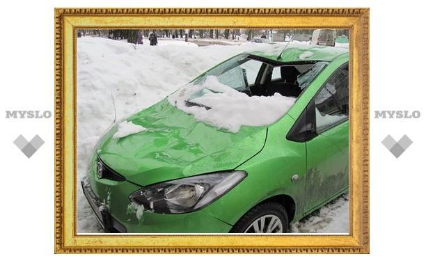 Автомобилист подал в суд на Управляющую Компанию