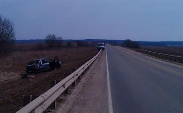 В ДТП под Тулой погиб 49-летний мужчина