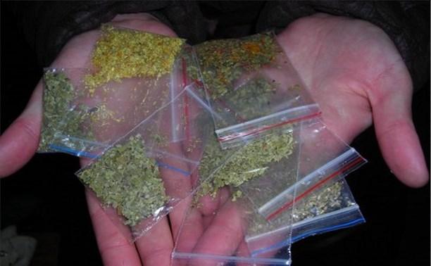 В Дубне задержали наркомана с 10 граммами спайса