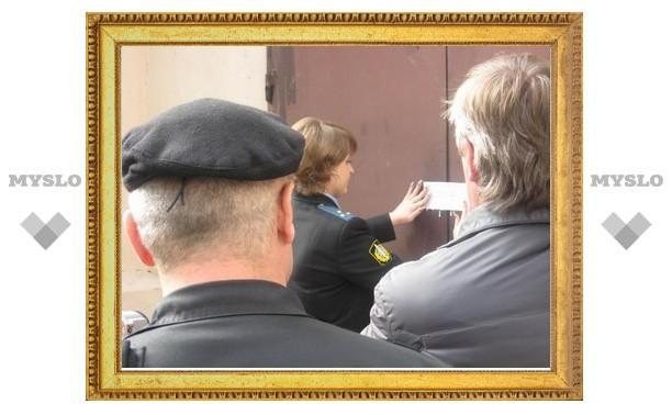 В Плавске пожарные закрыли Дом культуры