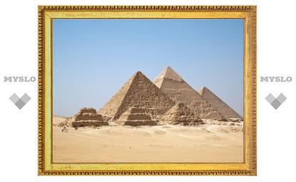 Туристам закрыли доступ к египетским пирамидам