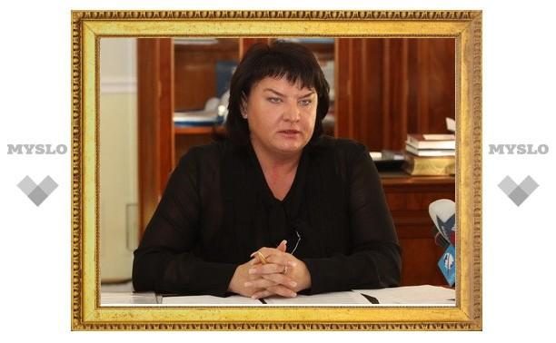 Алиса Толкачева не пришла на губернаторское послание Думе