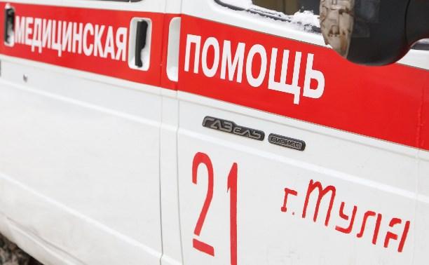 В Тульскую область поставят 18 машин скорой помощи