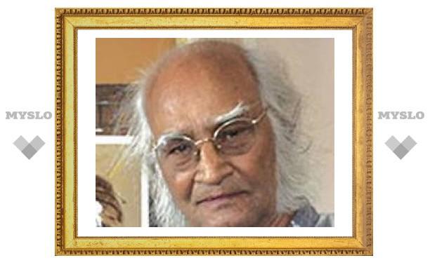 Скончался самый известный художник Индии
