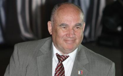 Николай Макаровец награжден золотой медалью «За особый вклад в развитие Тульской области»