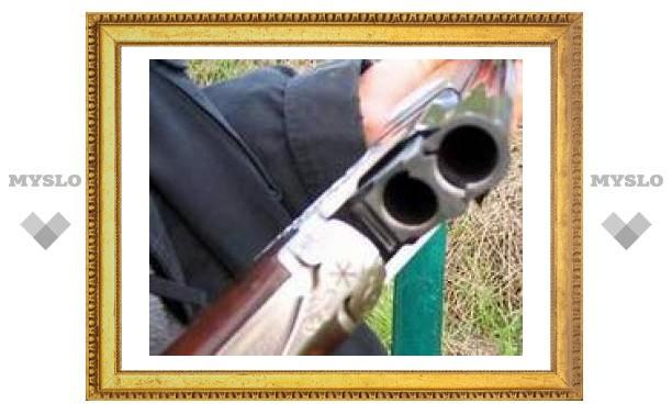В Тульской области москвич застрелил сына