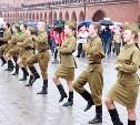 В кремле прошёл смотр-конкурс патриотических объединений Тульской области