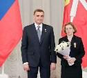 Губернатор Алексей Дюмин вручил государственные и региональные награды