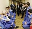 Министр здравоохранения Тульской области встретился с медиками после жалобы на зарплату