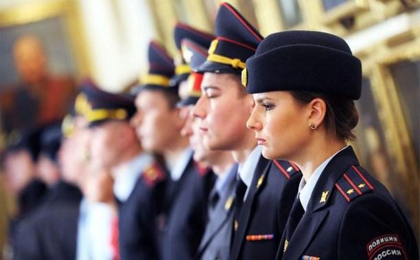 Безопасность 9 мая будут обеспечивать 1400 полицейских