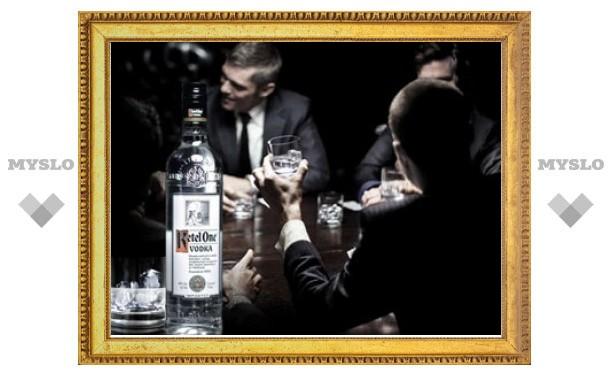 В Великобритании водку уравняли в правах с виски