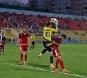 Футболисты «Арсенала-2» спасли матч в Белгороде