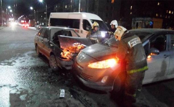 17-летняя девушка пострадала в столкновении «Лады» и «Пежо» в Заречье