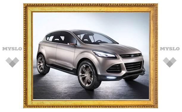 Ford рассказал о двигателях для новых кроссоверов Escape и Kuga