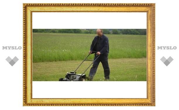 В Туле штрафуют за нескошенную траву