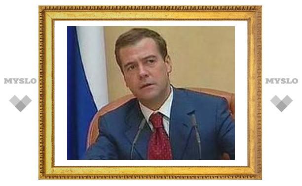 Власти Тулы готовятся к приезду Президента?