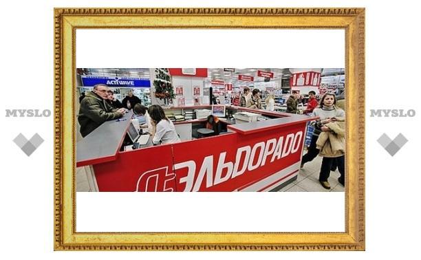 Туляк стрелял в продавца «Эльдорадо»