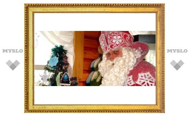 Туляки закажут Деда Мороза по почте