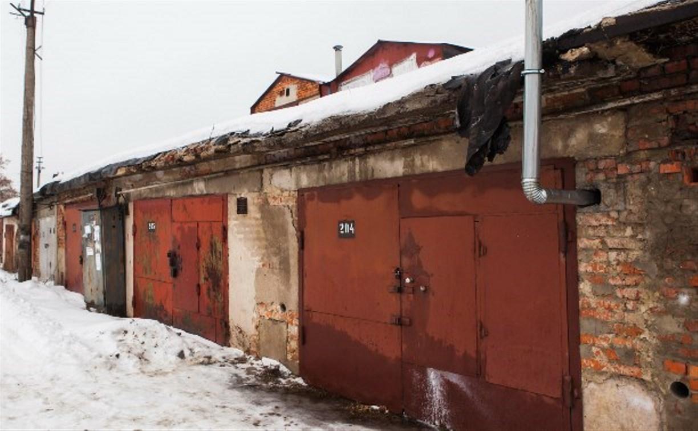 В России упростят процедуру оформления гаражей